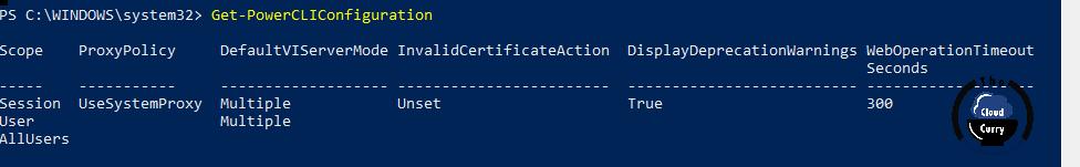 Get-PowerCLIConfiguration-InvalidCertificateAction-vmware-vsphere-powercli-module-7-set-powercliconfiguration-proxypolicy-scope-allusers-proxypolicy.png
