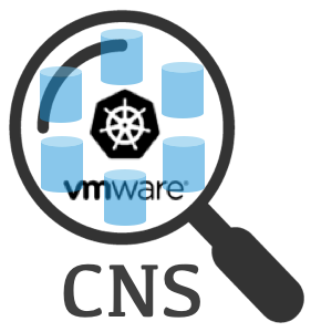 CNS – not just for vSAN