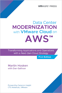 Free stuff from VMware, a new ebook, Data Center Modernization with VMware Cloud on AWS