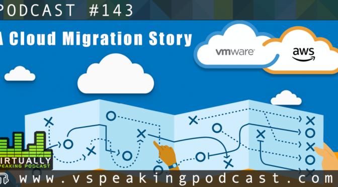 VMC: A Cloud Migration Story