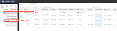 NSX-T: vCenter and NSX-T Inventory out of Sync (Hosts in vSphere not showing up in NSX-T)