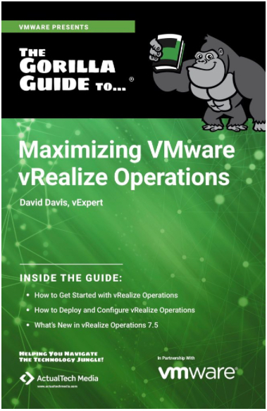 eBook Gratuito vRealize Operations Manager
