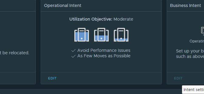 vROPS 8.1 Workload Optimization unavailable – vRA managed VMs?