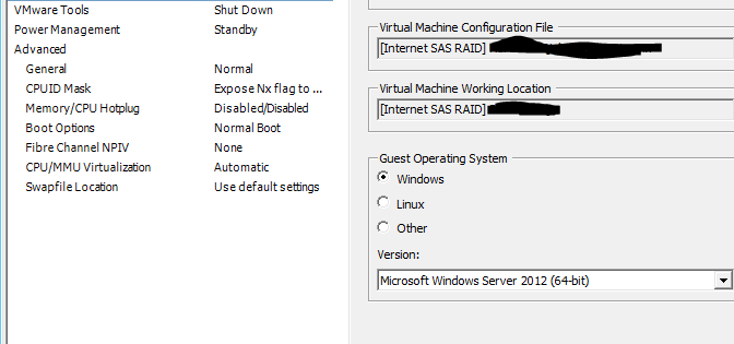 Issue with installing Windows Server 2019 on ESXi 6.0.0